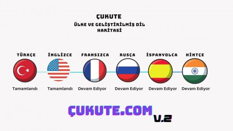 Website Support Language Infrastructure