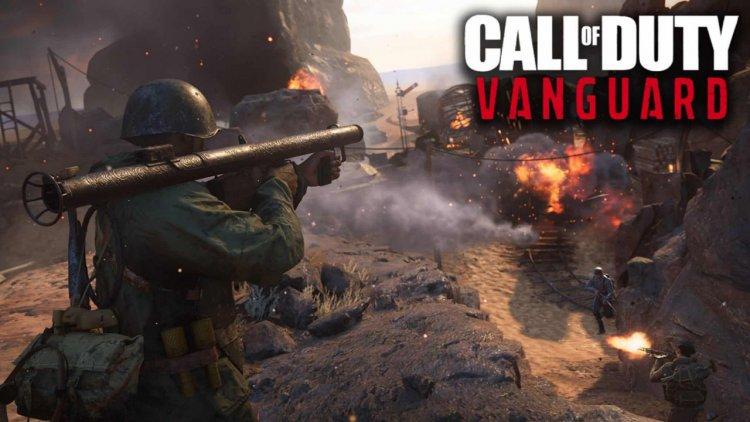 Call of Duty oyuncularını heyecanlandıran Vanguard fragmanı yayınlandı!